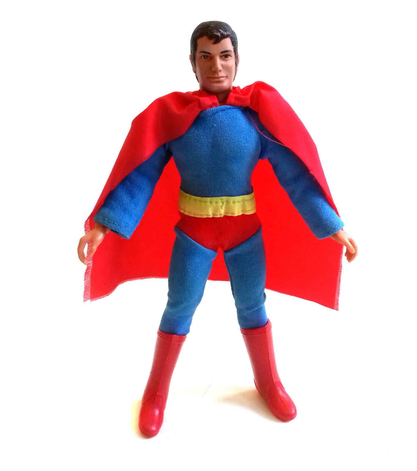 DC Comics Vintage Mego Juguetes Superman Superhéroe 8  Figura De Acción Marvel 1970s