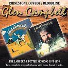 Rhinestone Cowboy/Bloodline by Glen Campbell (CD, Jul-2002, Raven)