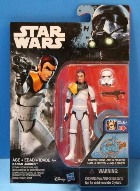 Hasbro Star Wars B7278 Kanan Jarrus Stormtrooper Disguise Rebels