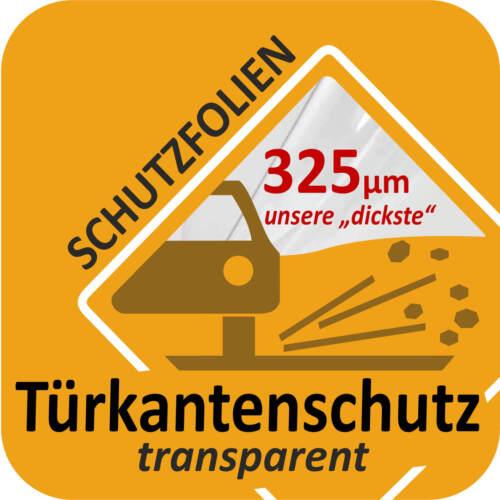Türkantenschutz película protectora charol lámina de protección mercedes mitsubishi nissan