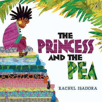 1 of 1 - The Princess and the Pea-ExLibrary