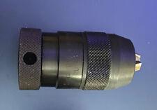 Rohm Supra I Heavy Industrial Keyless Drill Chuck38 24 Mount 0 14 Capacity