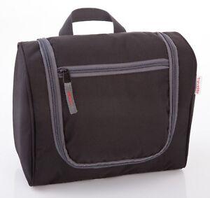 Taschen Travelite Travel Kit Cosmetic Bag L Kulturbeutel Tasche Schwarz