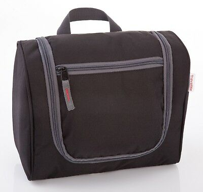 Serio Travelite Borsa Da Toilette Travel Kit L Black Scelta Materiali