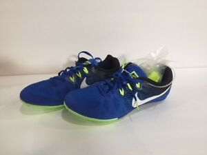 31fc0ef881f Image is loading Nike-Mens-Zoom-RIVAL-M8-Shoes-Spikes-Track-