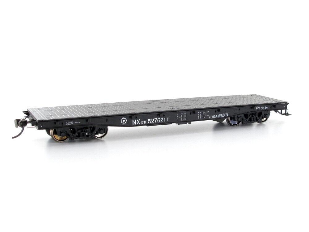 Cmr Line Tx015a007 Güterwagen Flachwagen Nx17k No Cr H0 5276211