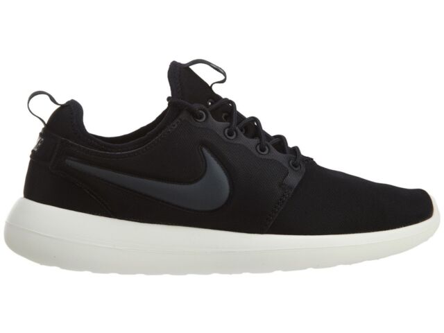 timeless design 03ed1 a4afd WMNS Nike Roshe Two 2 Rosherun Black Sail Women Running Shoe SNEAKERS  844931-002 5.5