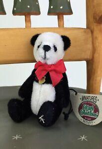 Ganz Cottage Collectibles Panda Bear Mandy Ganz Cottage Collectibles Nos Ebay