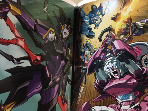 Transformers Doujinshi More than Just a Geek Spark G1 Art Book Sprk B5 48pages