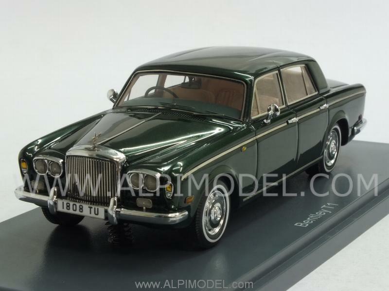Bentley t1 saloon 1965 Metallic  vert 1 43 Neo 44135  livraison directe et rapide