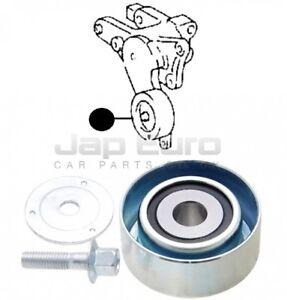 Para-Toyota-Hilux-2-5-3-0-D-4D-4WD-01-12-Ventilador-Tensor-Correa-De-Polea-Polea