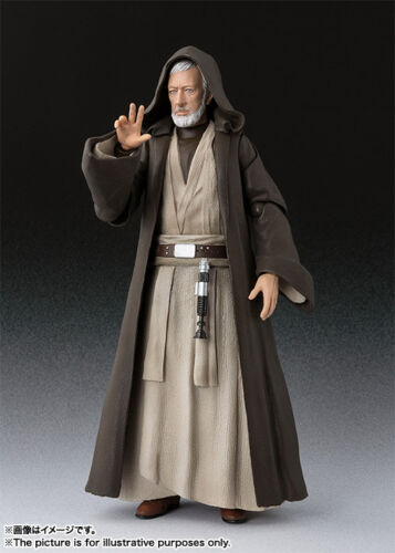 Star Wars Obi-Wan Kenobi Ben BANDAI S.H.Figuarts Action Figure Jedi Knight