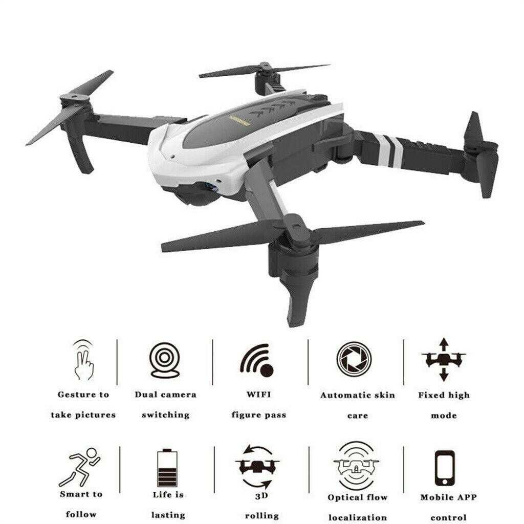 2019 2.4G  1080P Foldable RC Drone HD telecamera Selfie WIFI FPV Follow Me Quadcopter  ci sono più marche di prodotti di alta qualità