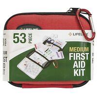 Life Line 4404 Lifeline 53 Piece EVA First Aid Kit - Case Pack 6 Health Aids