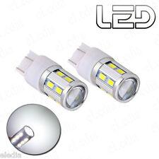 2 Bulbs LED Cree Lens T20 W21/5W Lights Driving Day diurnal