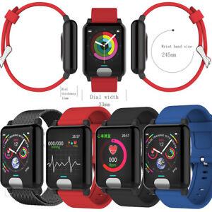 Smart-Wrist-Watch-ECG-PPG-Detection-Blood-Pressure-3D-UI-Smart-Watch-Heart-Rate