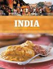 India: A Journey for Food Lovers by Whitecap Books (Paperback / softback, 2012)