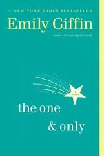 The One and Only by Emily Giffin (2015, Paperback)