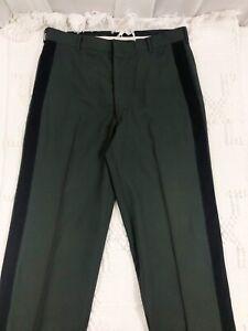 Apparel Corp Green PANTS Men/'s Marine Corp DSCP By TENN 37x31 Military