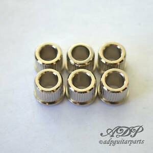 6x-Adaptateur-Bushing-oeillet-Adapter-bushings-metric-nickel-DIA-6mm-10mm