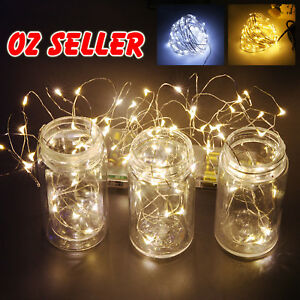 2-10-M-Battery-Powered-Copper-Wire-String-Fairy-Xmas-Party-Lights-Warm-White