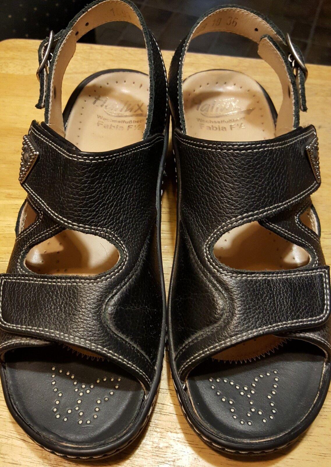 Fidelio womens hallux Fabia bunion relief adjustable adjustable adjustable sandals usa size 6 (36) f99879