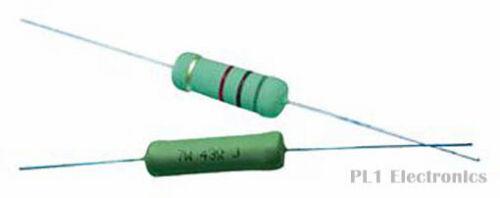 MCKNP Series 1.8 ohm 5 Multicomp MCKNP 05SJ018JAA9 through hole résistance