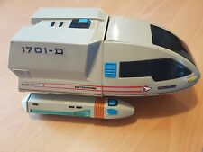 STAR TREK TNG navetta GODDARD SHUTTLE CRAFT PLAYMATES VINTAGE