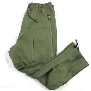 Nike-NikeLab-ACG-Cargo-Pants-Olive-Green-Volt-Black-AQ3524-395-Men-039-s-Large-L