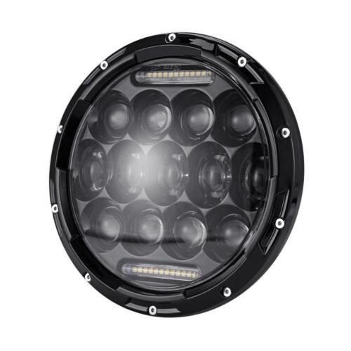 2x 7inch Round LED Headlights High Low Beam DRL For Jeep Wrangler JK TJ LJ UK