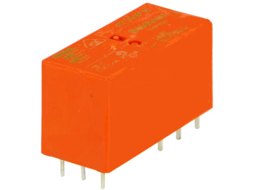 1 pc RT314024  9-1393239-8  Schrack  24VDC  16A   1xU   SPDT  1440R   NEW  #BP