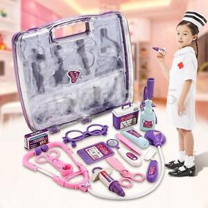 Kids-Pretending-Doctor-039-s-Medical-Playing-Set-Case-Education-Kit-Role-Play