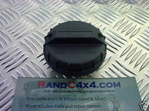 Range Rover Classic Bouchon Réservoir Carburant WLD100820