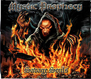 CD-DVD-Mystic-Prophecy-Savage-Souls-Limited-Edition