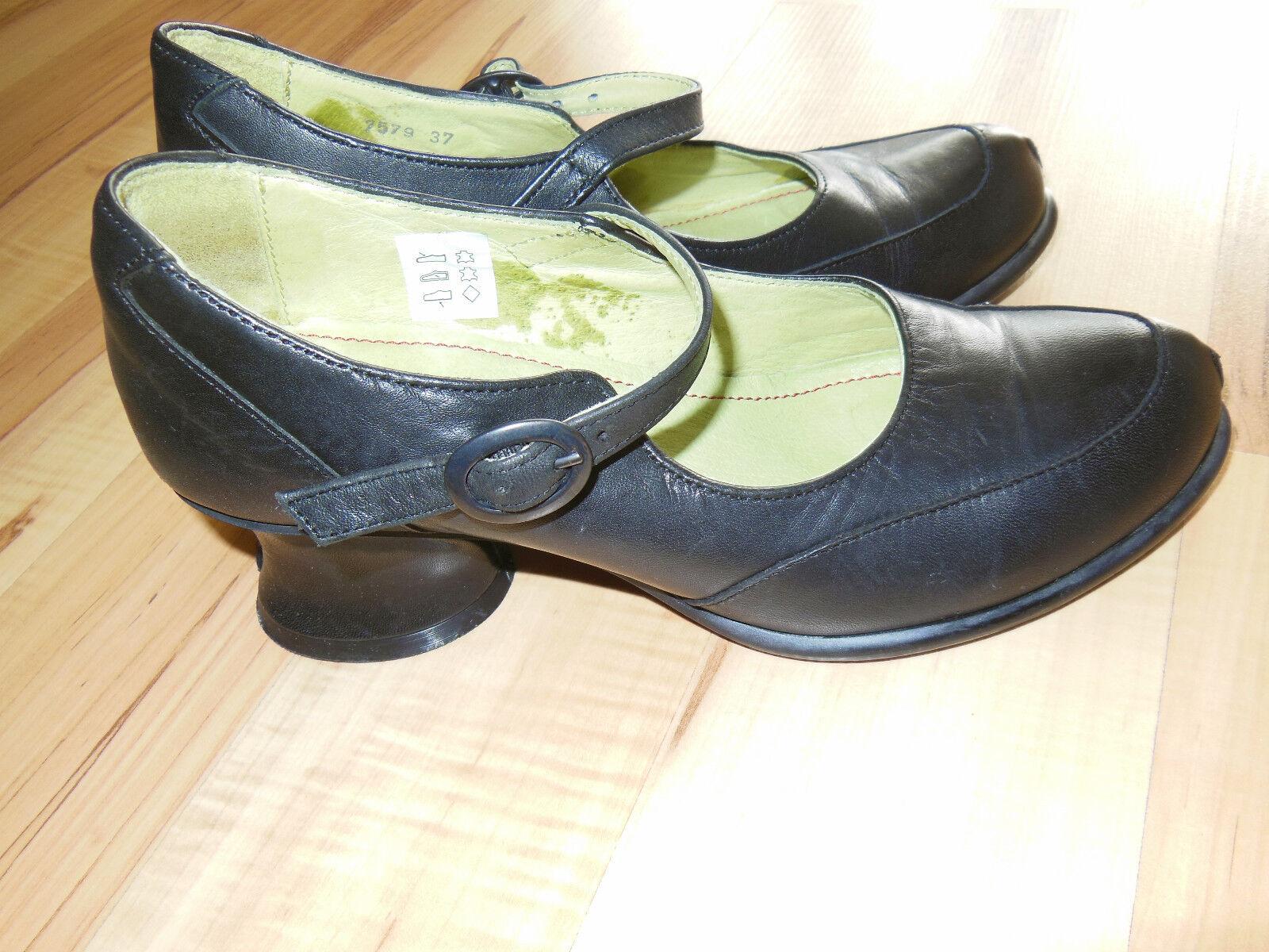 davos gomma Schuhe, Gr. 37, schwarz