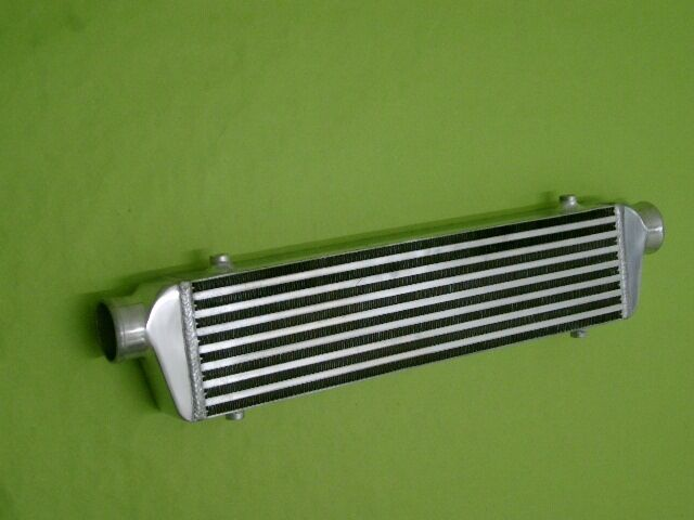 "Burstflow Universal Ladeluftkühler LLK 550x140x65 mm 2,25"" 56mm Bar and Plate"