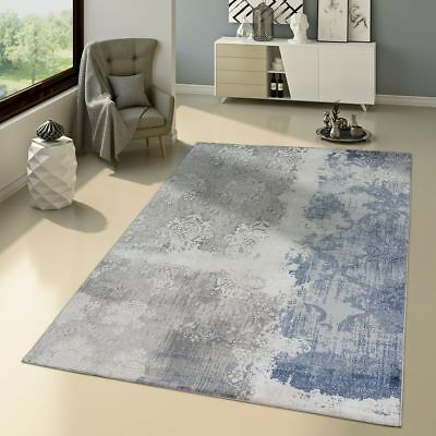 Modern Rug Vintage Shabby Rugs Small