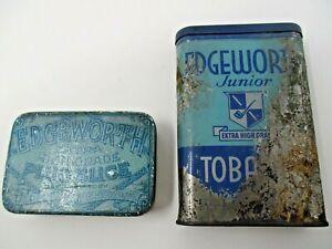 Vintage-Edgeworth-Extra-High-Grade-Tobacco-Tins