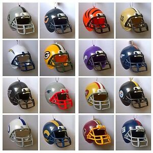 Nfl replica football am ricain 3 hanging d coration de - Site americain decoration noel ...