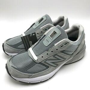 Haz lo mejor que pueda Alabama Estereotipo  New Balance 990v5 Made in USA Women's Sport Shoe Grey with Castlerock  W990GL5 | eBay