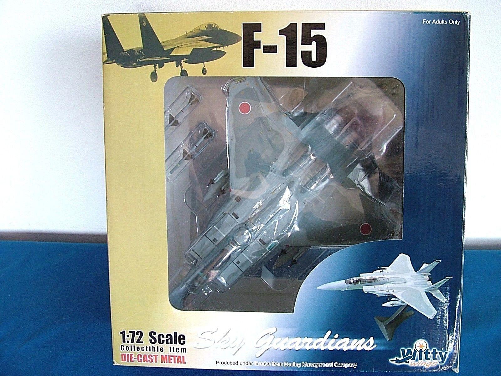 Witty Wings Sky Guardians WTW-72-005-002 - McDonnell Douglas F-15 Eagle