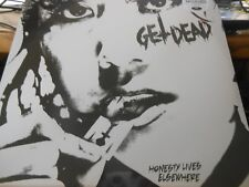Honesty Lives Elsewhere by Get Dead (Vinyl, Aug-2016, Fat Wreck Chords)