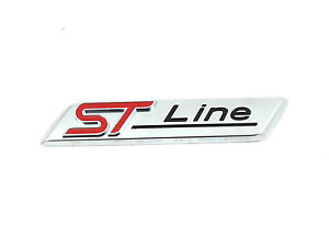 Genuine-New-FORD-ST-LINE-LEFT-or-RIGHT-WING-BADGE-Emblem-For-Focus-III-Mk3-2016