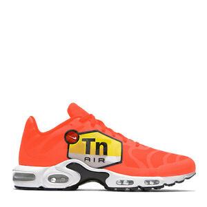 nike air max plus tn hombre naranja