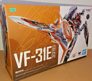 Bandai-DX-Chogokin-Macross-Delta-VF-31E-Siegfried-Chuck-Mustang-Action-Figure