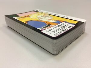 Dragon Ball CARDDASS HONDAN Part 13 -100% ORIGINALES NUEVAS - 1992 Made in Japan