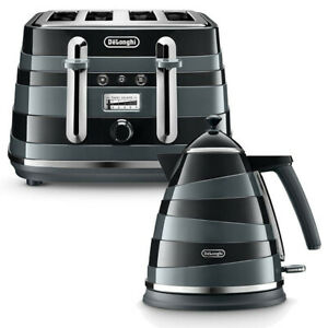 black Kettle and toaster sets