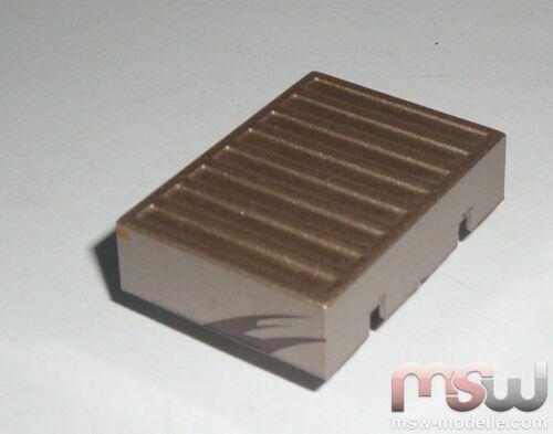 Paletten Staukasten 806   WSI 1:50 Tieflader