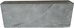 """Natural Sharpening Stone 12000 Grit 8x3"""" 200x75 mm Whetstone for Fine Honing"""