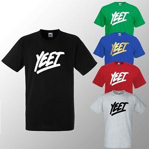 YEET Merch T Shirt Kids LazarBeam Youtuber Merch Gaming Boys Girls Birthday Tee